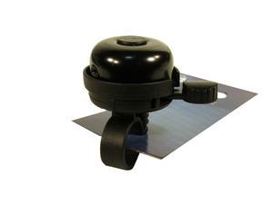 Velostar 40 mm acél műanyag csengő fekete