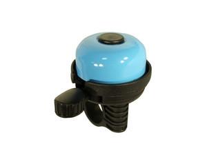Velostar 40 mm acél műanyag csengő kék