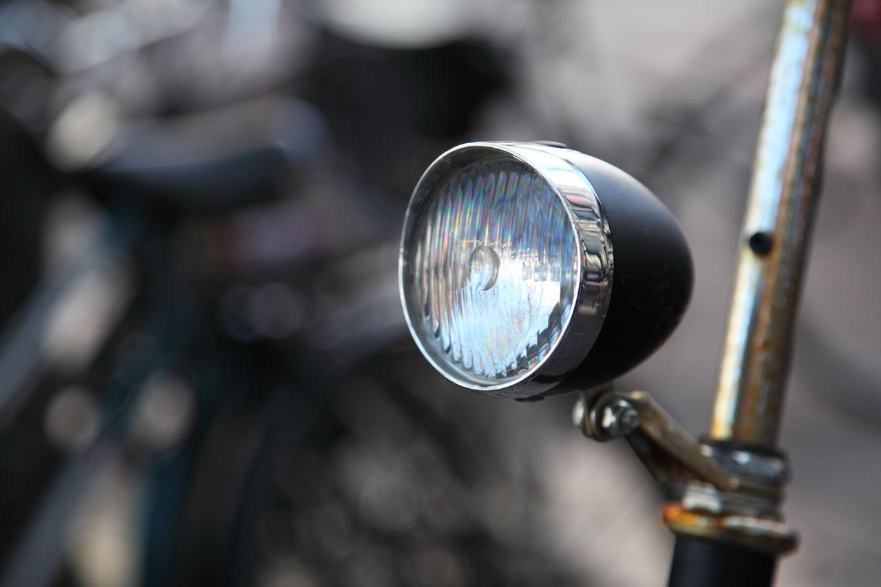bicikli lámpa