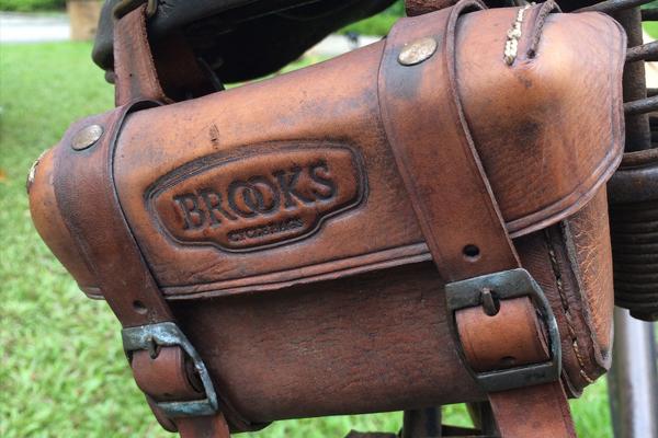 Kerékpár táska, nyeregtáska