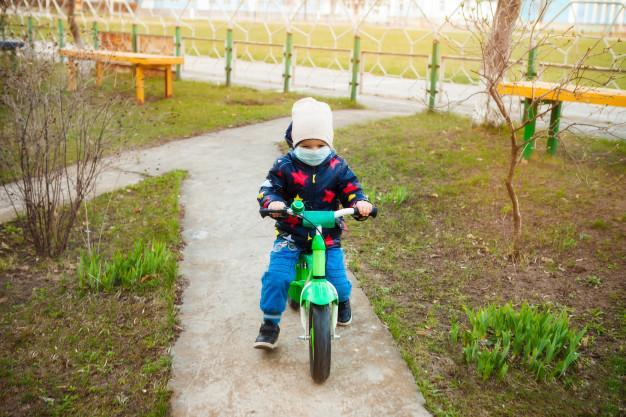 covid19 kerékpár