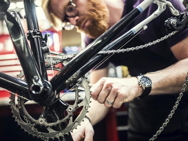 Kerékpár beállítás