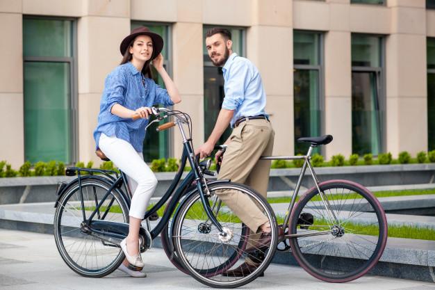 kerékpár kocsi helyett