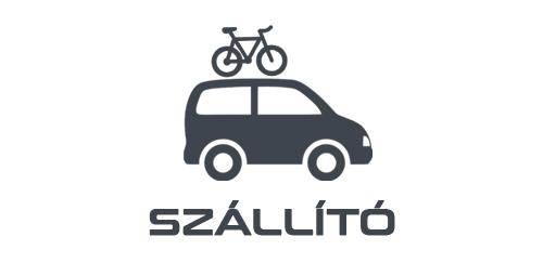 Kerékpár szállító autóra, csomagtartóra, vonóhorogra