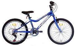 kék Hauser bicikli