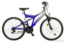 kék Koliken kerékpár