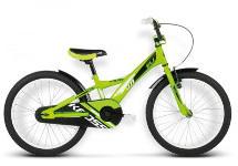 zöld Kross kerékpár