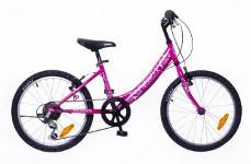 Női Neuzer kerékpár, rózsaszín