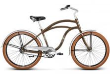 cruiser bicikli, strandcirkáló kerékpár