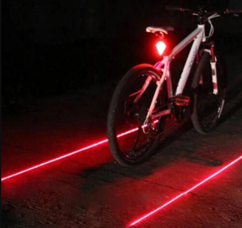 kerékpár lámpa